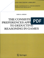 Asheim-The Consistent Preferences Approach to Deductive Reasoning in Games (2)