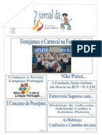 3ªedição do jornal da fundação