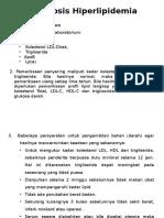 Diagnosis Hiperlipidemia