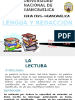 Diapositiva de Lengua y Redaccion