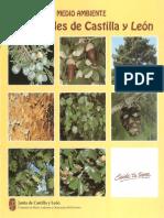Los Árboles en CyL (1994) Cuadernos M.A
