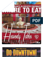 CityBeat Dining Guide 2008