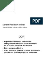 Dor em Paralisia Cerebral