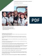 17-02-16 CumpleClaudia Pavlovich con uniformes escolares de calidad y con transparencia. -El Reportero