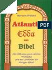 Hermann Wieland - Atlantis, Edda und Bibel