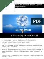 education powerpoint