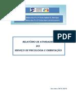 Atividades SPO 2012-2013