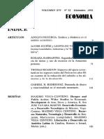 Estática y Dinámica en el analisis economico Figueroa