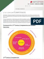 21st Century Competencies