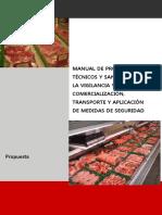 Manual Procedimientos Técnicos Carnes IVC