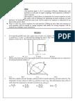 Iit Model Paper 3