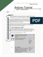 Www Ladyada Net Learn Arduino Lesson1
