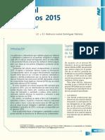 Anual de Isr Por Salario 2015