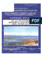 Plan Maestro RNLT