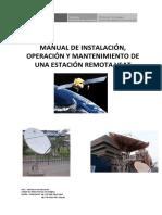 Manual de Instalacion-operacion-mantenimiento de Una Vsat Gilat (v.13.12.15)