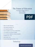 the future of education ppt