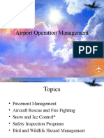 Week15_Airport Operation Management