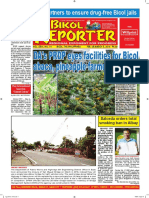 Bikol Reporter February 28 - March 6, 2016 Issue