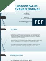 Referat Hidrosefalus Tekanan Normal
