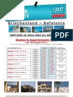 EFL Dioni-Karavados und JSI Kivotos inkl. Mietwagen Kat. A Abfl. Mai-Sept. ET 20 04