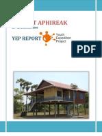 Project Aphireak YEP Report