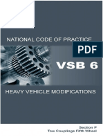 VSB6 Vehicle Regulation