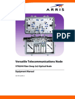 VTN244 Equipment Manual