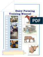 Dairy Farmers Training Manual