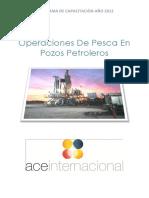 Operaciones de Pesca en Pozos Petroleros Actualizado