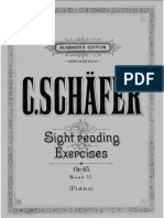 Schafer Sight Reading Book 2