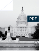 Peace Corps Government Performance and Results Act FY 2008 and FY 2009 gpracbj2009
