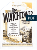 The Watchtower - 1956 issues