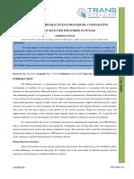 3. IJHRMR - Evaluation of HR Practices & Procedure.pdf