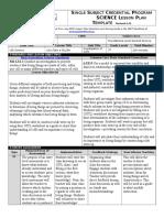 TD - Inquiry Lesson Plan