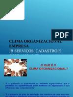 Docslide.com.Br Clima Organizacional Grupo