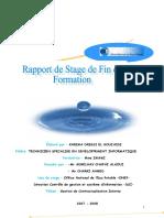 Rapport de Stage Gestion Contrat Interne