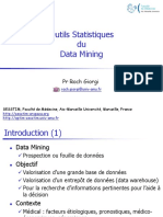 Outils Statistiques Dm Rg