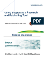 Scopus Trg Utm Dec14