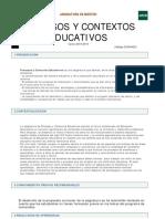 Guía I - Procesos y contextos educativos.pdf