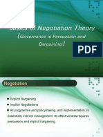 Basics of Negotiation Theory-2