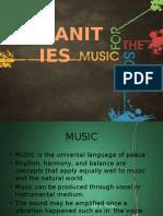 Music Presentation 1