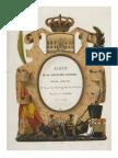Album Infanteria Española (Varela-Novaliches 1853)