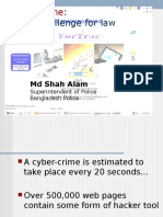 Cybercrime by BD Police