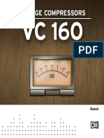 VC 160 Manual English