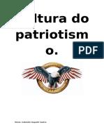 Cultura Do Patriotismo