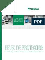 Littelfuse Spanish Relay Catalog