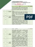 3er Periodo 2016 Rotación HOSPITAL Variante 2 6 Meses