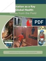 Sanitation as a Key to Global Health UN Univerity
