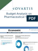 Novartis Budget Impact