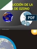Destrucción de La Capa de Ozono1